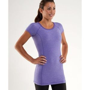 NWT Lululemon Run: Turn Around Short Sleeve (SS)